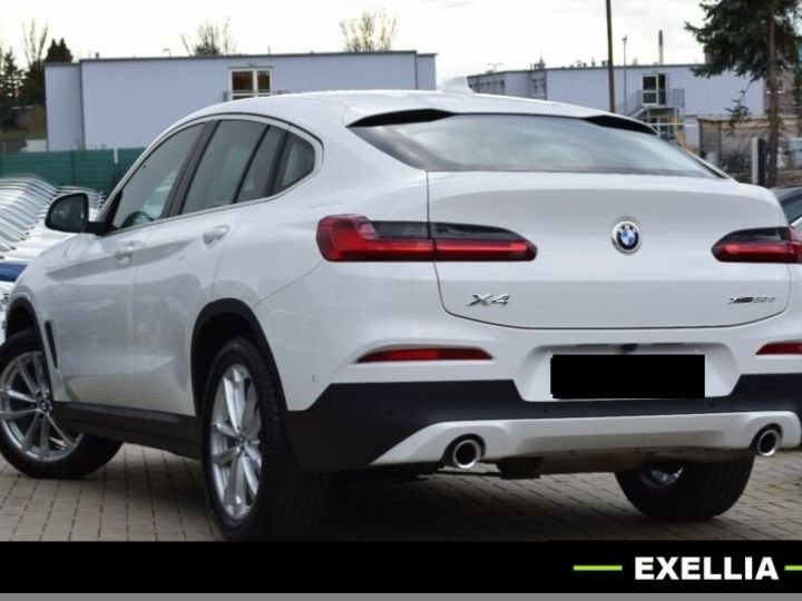 BMW X4 25DA XDRIVE PACK LUXURY BLANC  Occasion - 3