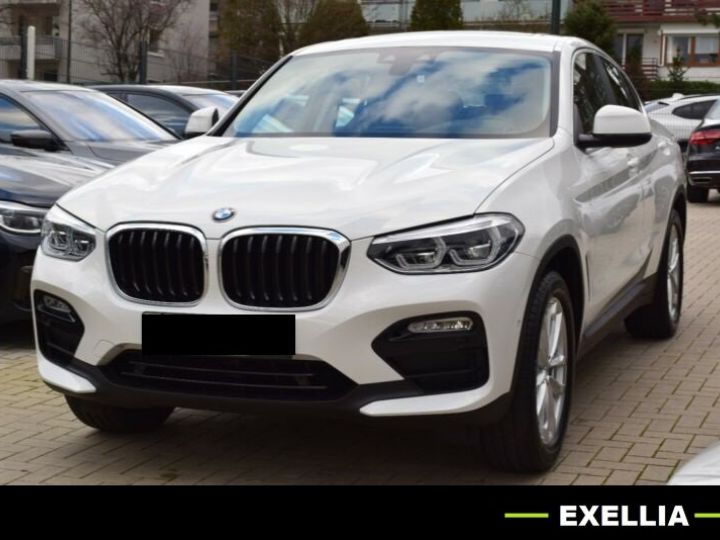 BMW X4 25DA XDRIVE PACK LUXURY BLANC  Occasion - 4