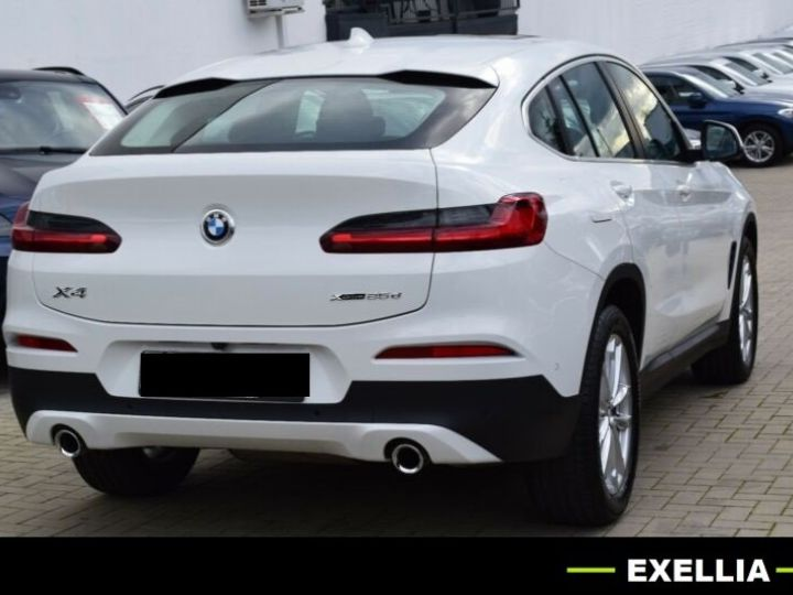 BMW X4 25DA XDRIVE PACK LUXURY BLANC  Occasion - 5