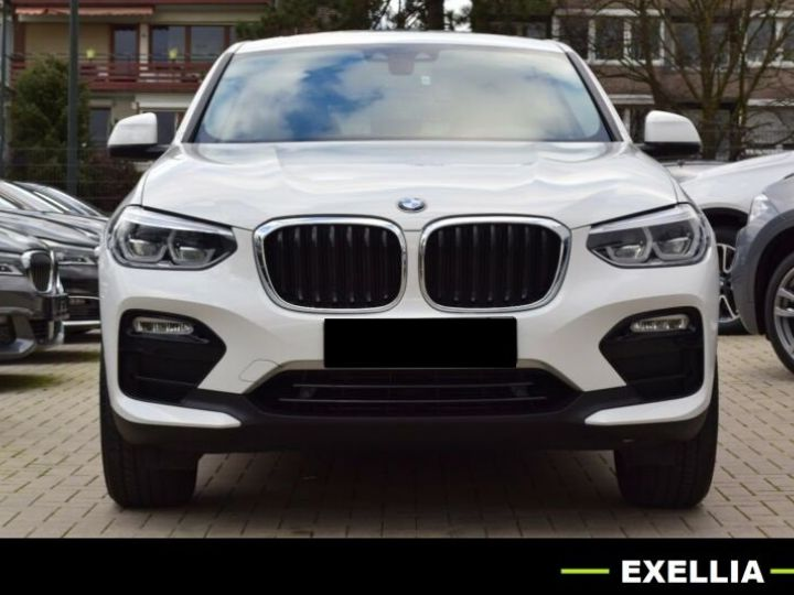 BMW X4 25DA XDRIVE PACK LUXURY BLANC  Occasion - 6