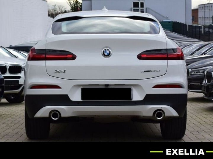 BMW X4 25DA XDRIVE PACK LUXURY BLANC  Occasion - 7
