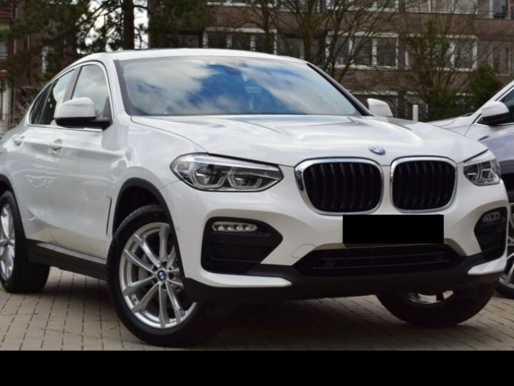 BMW X4 25DA XDRIVE PACK LUXURY BLANC  Occasion - 16