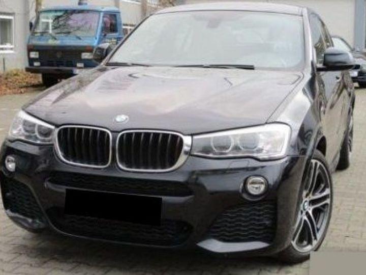 BMW X4 F26 XDRIVE20D 190CH M SPORT NOIR Occasion - 1