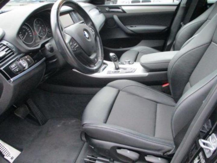 BMW X4 F26 XDRIVE20D 190CH M SPORT NOIR Occasion - 3