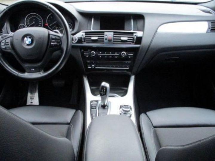 BMW X4 F26 XDRIVE20D 190CH M SPORT NOIR Occasion - 5