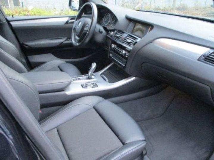 BMW X4 F26 XDRIVE20D 190CH M SPORT NOIR Occasion - 11