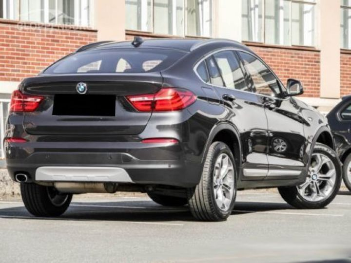 BMW X4 F26 XDRIVE20DA 190CH XLINE NOIR Occasion - 2