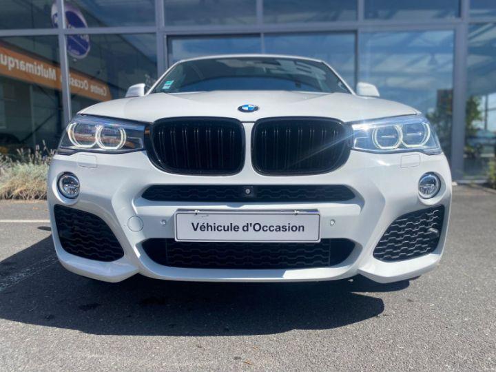 BMW X4 (F26) XDRIVE35DA 313CH M SPORT Blanc - 3