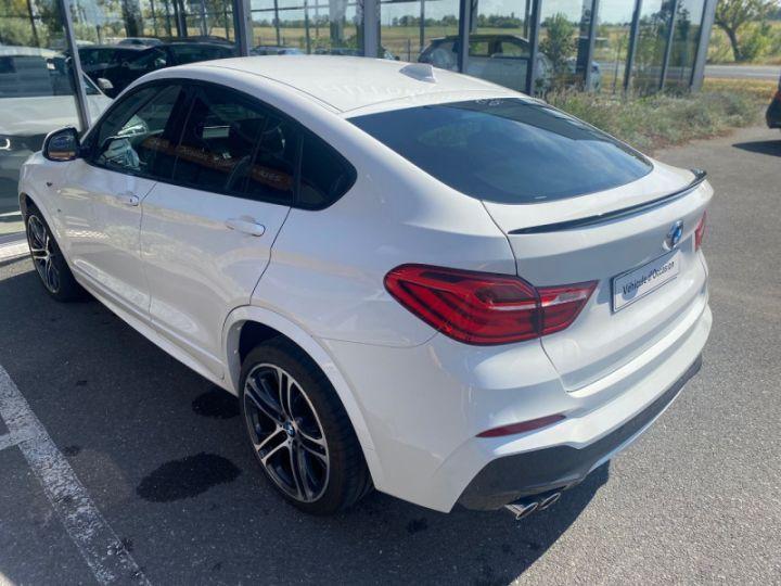 BMW X4 (F26) XDRIVE35DA 313CH M SPORT Blanc - 13
