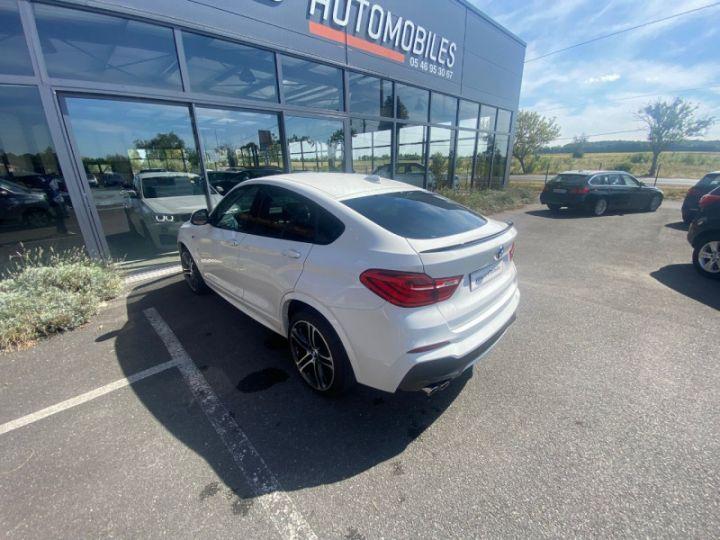 BMW X4 (F26) XDRIVE35DA 313CH M SPORT Blanc - 15