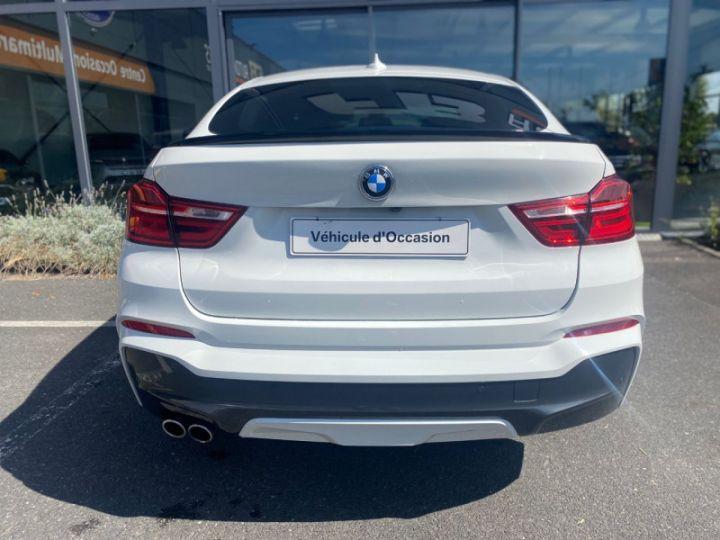 BMW X4 (F26) XDRIVE35DA 313CH M SPORT Blanc - 16