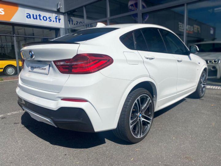 BMW X4 (F26) XDRIVE35DA 313CH M SPORT Blanc - 19