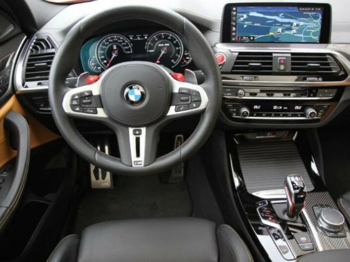 BMW X4 M COMPETITION  ROUGE PEINTURE METALISE  Occasion - 8