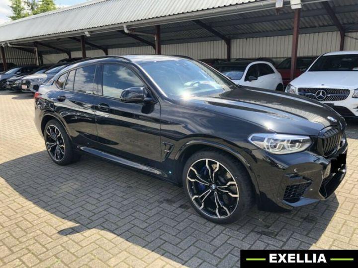 BMW X4 M COMPETITION  NOIR PEINTURE METALISE  Occasion - 1