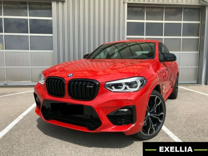 BMW X4 M COMPETITION 510 ROUGE TORONTO Occasion - 2
