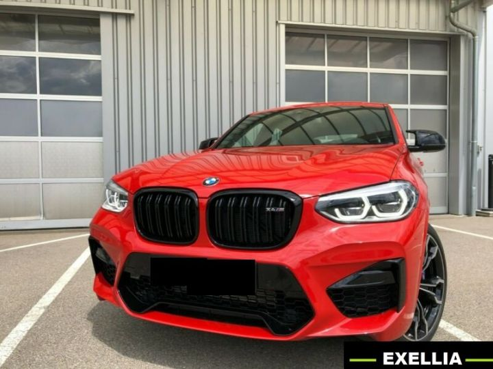 BMW X4 M COMPETITION 510 ROUGE TORONTO Occasion - 3