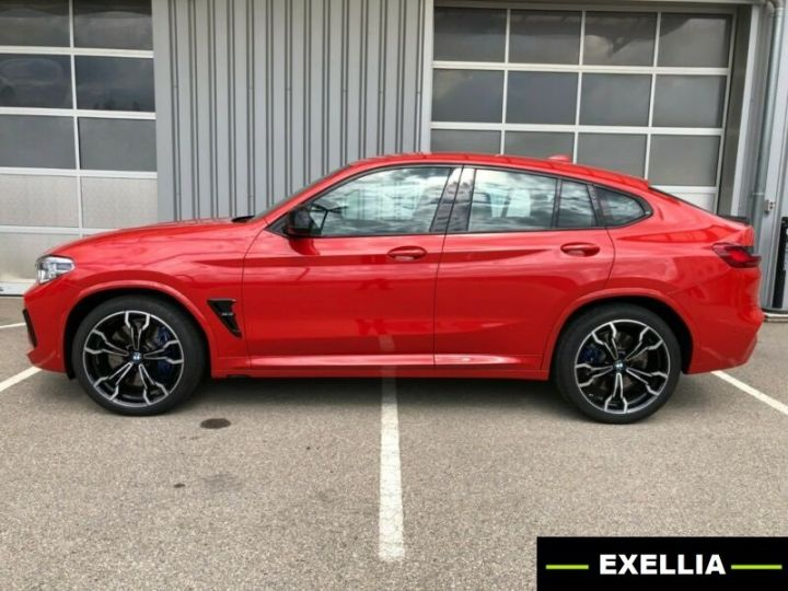BMW X4 M COMPETITION 510 ROUGE TORONTO Occasion - 6