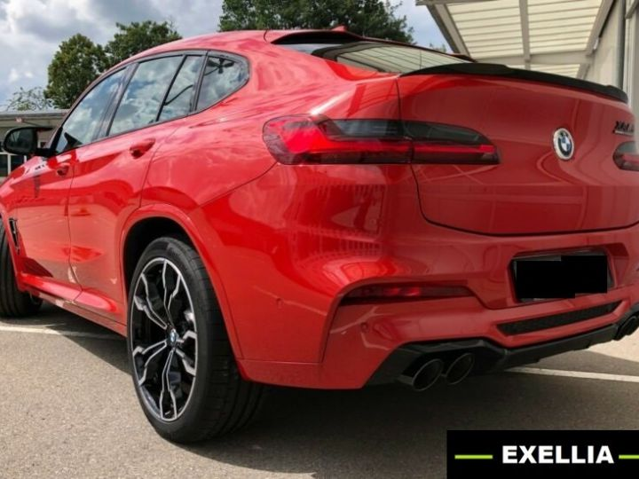 BMW X4 M COMPETITION 510 ROUGE TORONTO Occasion - 7