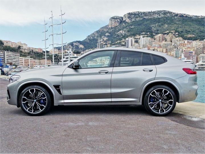 BMW X4 M COMPETITION 510 CV - MONACO Donington Grau Metal - 4