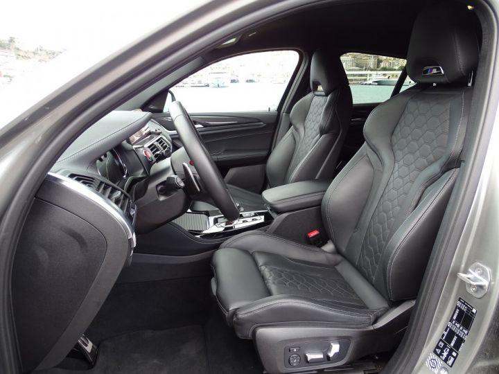 BMW X4 M COMPETITION 510 CV - MONACO Donington Grau Metal - 8
