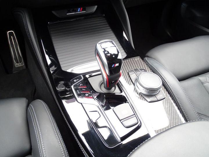 BMW X4 M COMPETITION 510 CV - MONACO Donington Grau Metal - 13