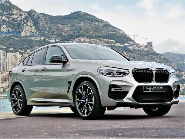 BMW X4 M COMPETITION 510 CV - MONACO Donington Grau Metal - 17