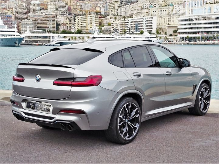 BMW X4 M COMPETITION 510 CV - MONACO Donington Grau Metal - 18