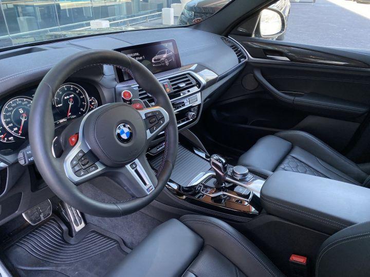 BMW X4 M COMPETITION 510 CV - MONACO Noir Metal - 8