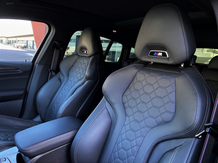 BMW X4 M COMPETITION 510 CV - MONACO Noir Metal - 18