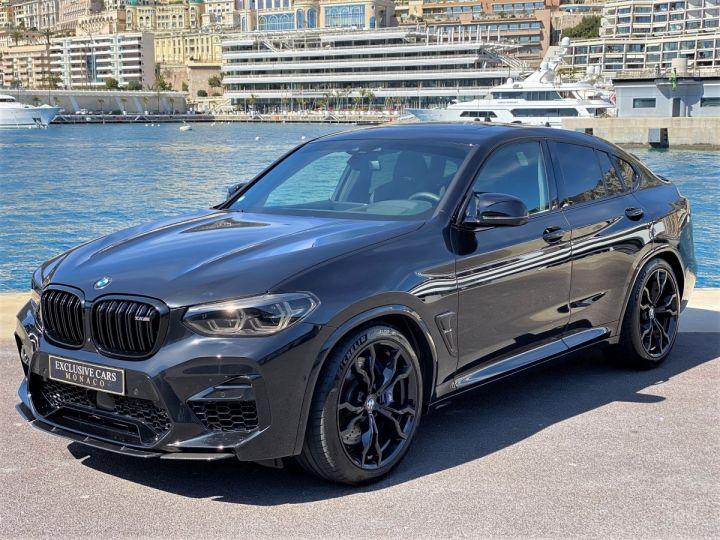 BMW X4 M COMPETITION BLACK EDITION 510 CV - MONACO Noir Metal - 1