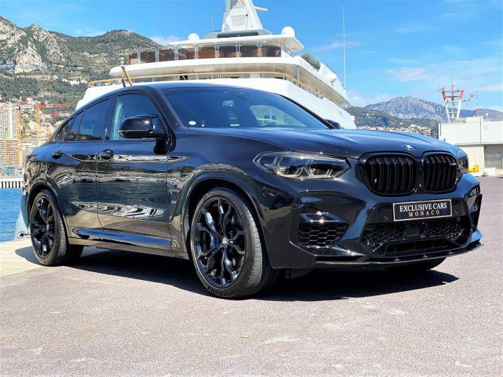 BMW X4 M COMPETITION BLACK EDITION 510 CV - MONACO Noir Metal - 2