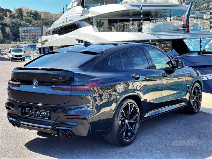 BMW X4 M COMPETITION BLACK EDITION 510 CV - MONACO Noir Metal - 3