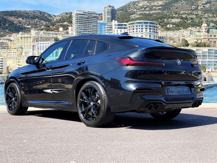 BMW X4 M COMPETITION BLACK EDITION 510 CV - MONACO Noir Metal - 4
