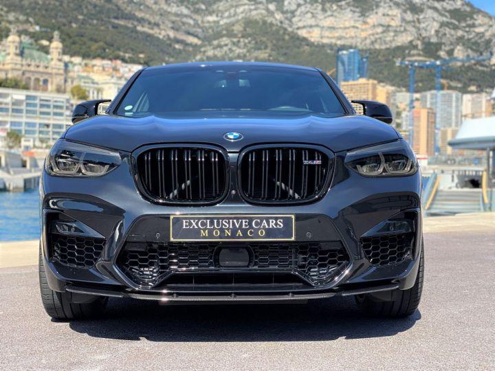 BMW X4 M COMPETITION BLACK EDITION 510 CV - MONACO Noir Metal - 5