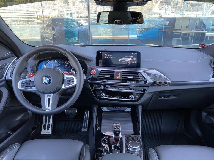BMW X4 M COMPETITION BLACK EDITION 510 CV - MONACO Noir Metal - 7
