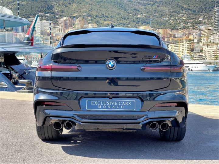 BMW X4 M COMPETITION BLACK EDITION 510 CV - MONACO Noir Metal - 11