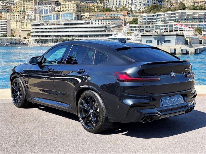 BMW X4 M COMPETITION BLACK EDITION 510 CV - MONACO Noir Metal - 12