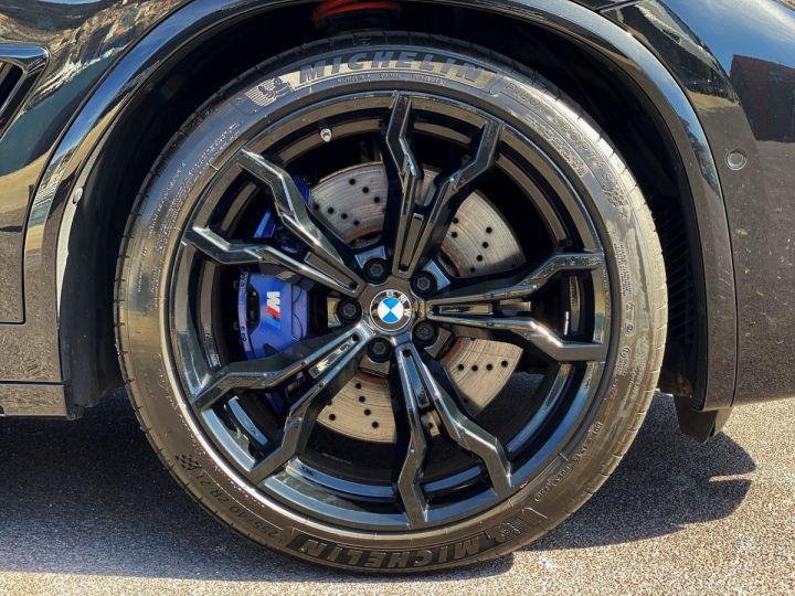 BMW X4 M COMPETITION BLACK EDITION 510 CV - MONACO Noir Metal - 13