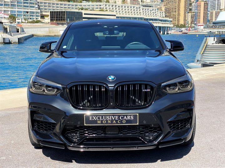 BMW X4 M COMPETITION BLACK EDITION 510 CV - MONACO Noir Metal - 14