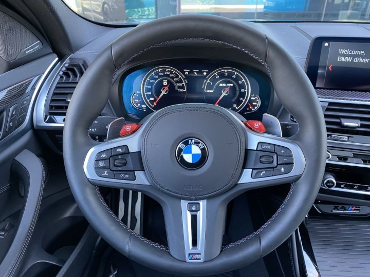 BMW X4 M COMPETITION BLACK EDITION 510 CV - MONACO Noir Metal - 16