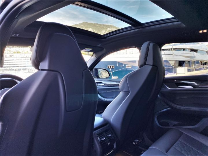 BMW X4 M COMPETITION BLACK EDITION 510 CV - MONACO Noir Metal - 19