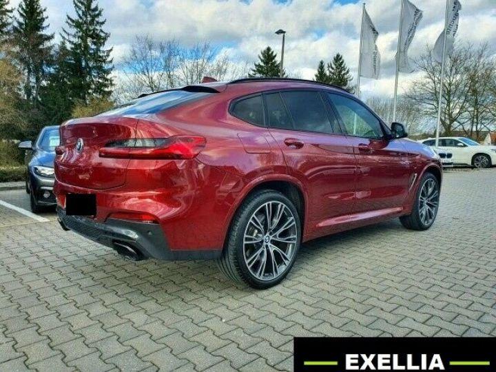 BMW X4 M40 D 326  FLAMENCOROT  Occasion - 2