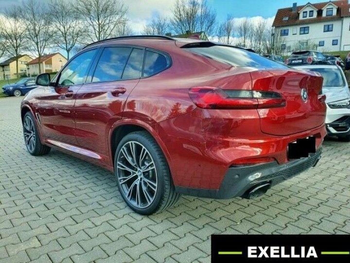 BMW X4 M40 D 326  FLAMENCOROT  Occasion - 3