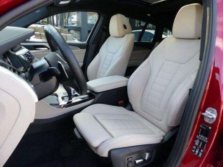 BMW X4 M40 D 326  FLAMENCOROT  Occasion - 9