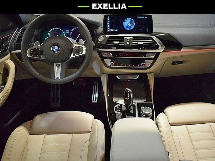 BMW X4 M40 D 326  NOIR CARBONNE Occasion - 8