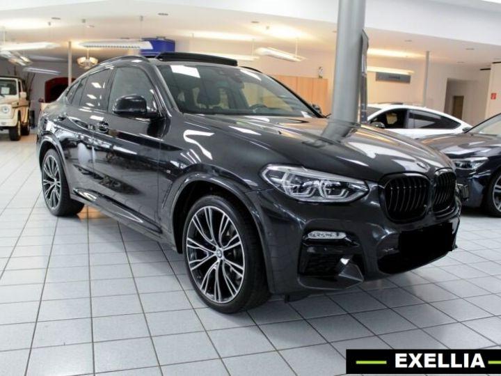 BMW X4 M40d  NOIR PEINTURE METALISE  Occasion - 1