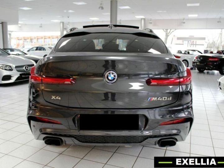 BMW X4 M40d  NOIR PEINTURE METALISE  Occasion - 16