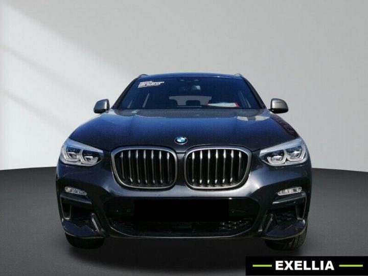BMW X4 M40d  GRIS PEINTURE METALISE  Occasion - 1