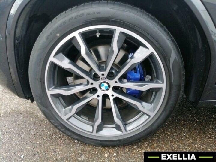BMW X4 M40d  GRIS PEINTURE METALISE  Occasion - 5