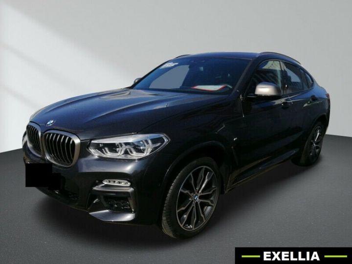 BMW X4 M40d  GRIS PEINTURE METALISE  Occasion - 6